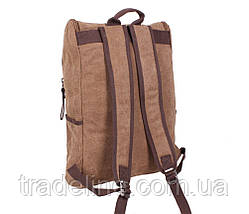 Рюкзак мужской Dovhani 8154-28COFFEE Коричневый, фото 2