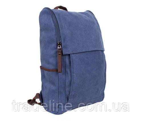 Рюкзак мужской Dovhani 8154-33BLUE Синий, фото 2