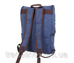 Рюкзак мужской Dovhani 8154-33BLUE Синий, фото 3