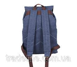 Рюкзак мужской Dovhani 8634-347BLUE Синий, фото 3