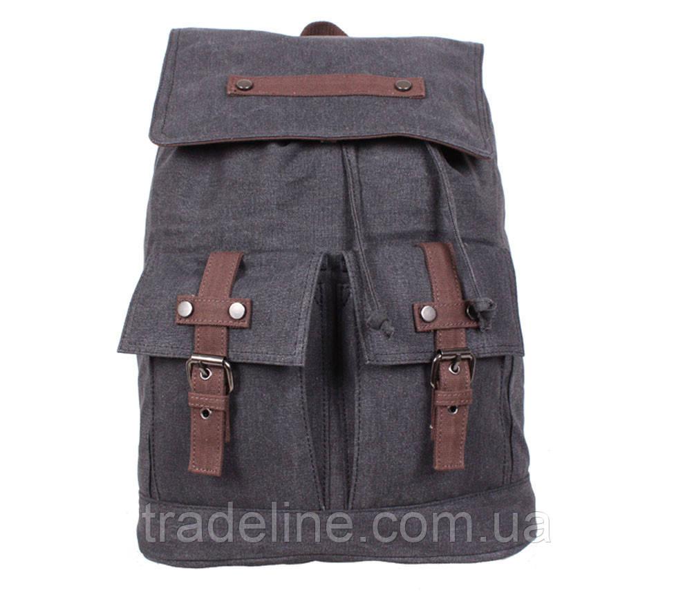 Рюкзак мужской Dovhani 8634-118BLACK Черный