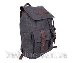 Рюкзак мужской Dovhani 8634-118BLACK Черный, фото 2