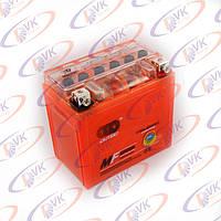 Гелевый аккумулятор 12в 5А YTX5L-BS(GEL) OUTDO клема коробка