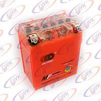 Аккумулятор гелевый 12в 7А  YTX7L-BS(GEL) высокий OUTDO