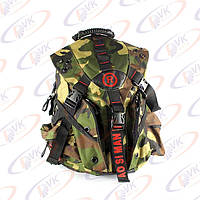 Мото рюкзак для мотоциклиста ASMN (Т9908), хаки