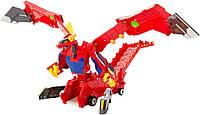 Робот трансформер грузовик Дракон Мекардимал Драча, Mecard Mega Dracha Figure. Оригинал.