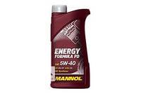 Моторное синтетическое масло Mannol (Манол) Energy Combi LL 5w30 1л.
