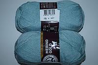 Madame tricote Merino Gold - 135 блідо блакитний