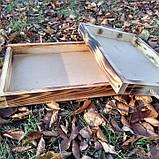 Поднос деревянный, фото 2