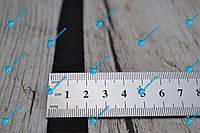 Лента окантовочная полиамид/20мм/черная/арт.2433, фото 1
