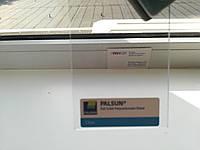 Монолітний полікарбонат PALSUN 4 mm Clear, фото 1