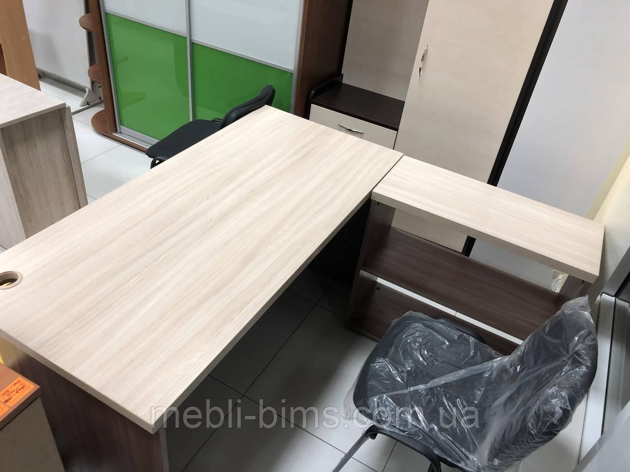 Письмовий стіл з тумбою, фото 1