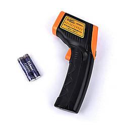 Бесконтактный инфракрасный термометр пирометр AR360A+