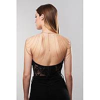 Цепочки на шею, плечи и спину. Коллекция MAGNIFIQUE золотистый. Bijoux Indiscrets (Испания). - украшения, портупея