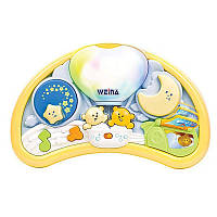 Музыкальный ночник Weina Мишки на воздушном шаре (2147)