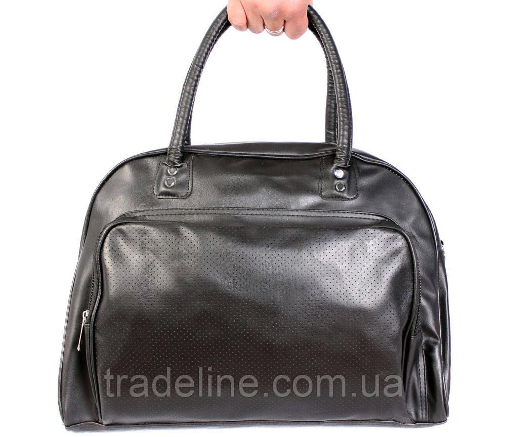 Дорожная сумка Voyage3030230 Черная