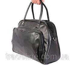 Дорожная сумка Voyage3030230 Черная, фото 3