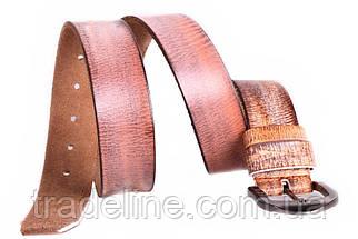 Мужской кожаный ремень Dovhani MX30526969 115-125 см Коричневый, фото 3