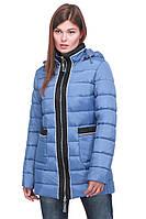 Модная зимняя куртка Хилари с капюшоном
