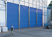 Скоростные складывающиеся ворота SpeedFold SDF, фото 1