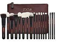 Кисти для макияжа набор Queens Guard Brush Set 18 Zoeva