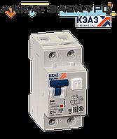 OptiDin D63 Автоматический выключатель дифференциального тока на ток  16А