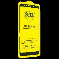 Защитное стекло 9D для Xiaomi Redmi 5 Plus Черный