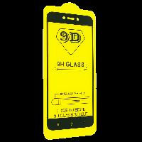 Защитное стекло 9D для Xiaomi Redmi 5A / 4x Черный