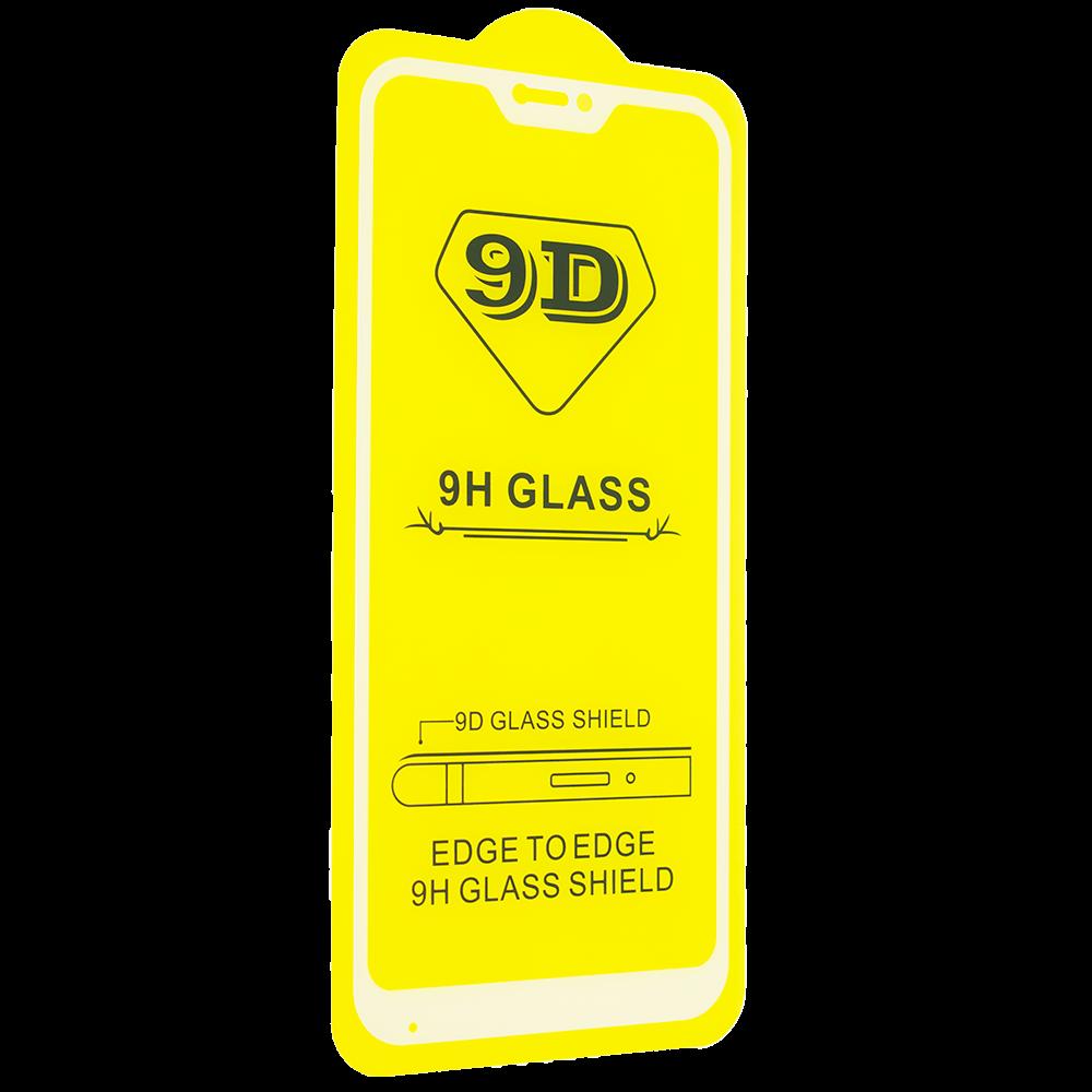 Защитное стекло 9D для XIAOMI REDMI 6 PRO - белый