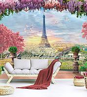 Фотообои  Вид на Париж арт.31215