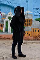 Теплая мантия флис мужская, кардиган, кофта теплая, накидка от производителя Arvisa, фото 1