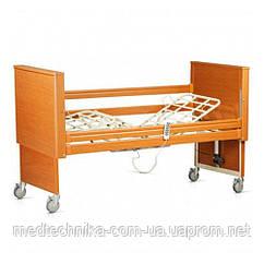 Кровать многофункциональная 3-секционная OSD, с колесами, с электроприводом, 120 см