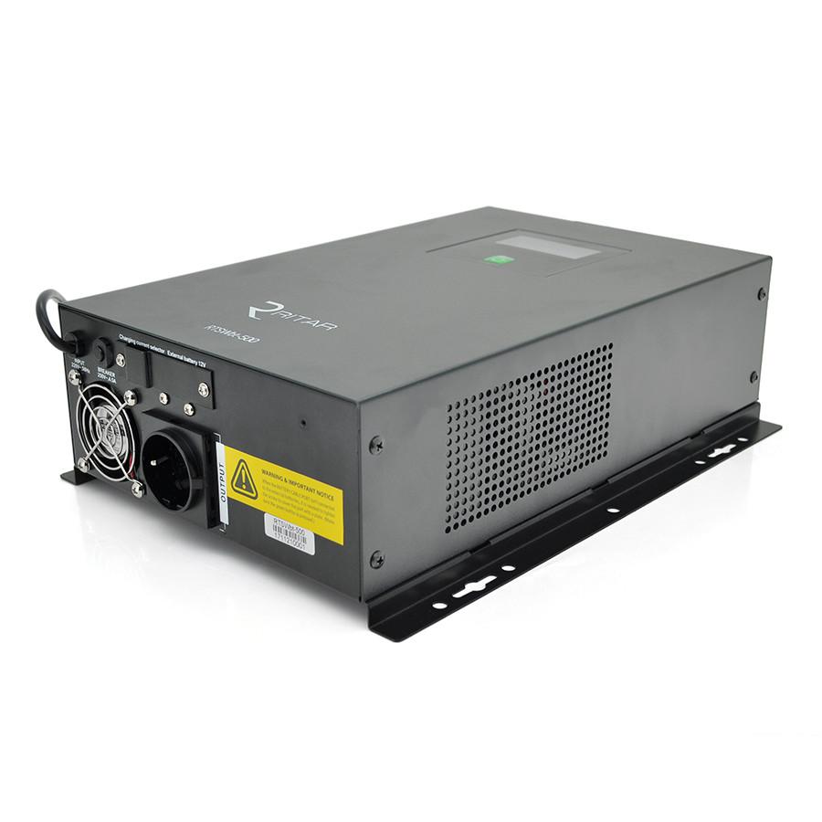 ИБП Ritar RTSWbt-500 (300Вт) со встроенными аккумуляторами с правильной синусоидой