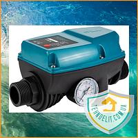 Автоматика Aquatica 779536 (DSK6) 1.1 кВт. Регулятор давления. Датчик давления. Контроллер. Реле давления.