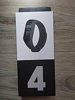 Фитнес браслет M4, умные смарт часы фитнес трекер Xiaomi Mi Band 4 Реплика'