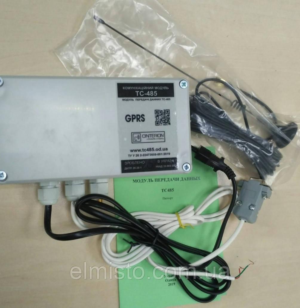 GSM/GPRS-модуль передачи данных TC-485 (Украина)