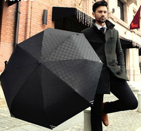 Хорошее настроение при любой погоде обеспечит качественный зонт.