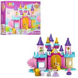 """Конструктор """"Замок принцессы"""", 113 дет  scf"""