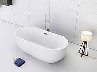 Отдельно стоящая акриловая ванна VERO 170