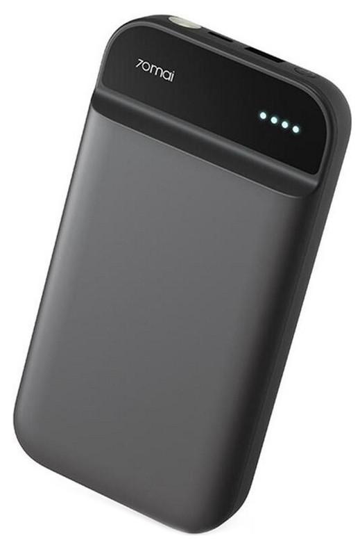 Пусковий пристрій (Бустер) Xiaomi 70 Mai car 11100 mAh Чорний (Midrive PS01)