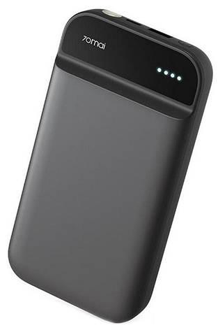 Пусковий пристрій (Бустер) Xiaomi 70 Mai car 11100 mAh Чорний (Midrive PS01), фото 2