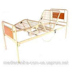 Кровать с электроприводом многофункциональная 4-секционная, без колеc