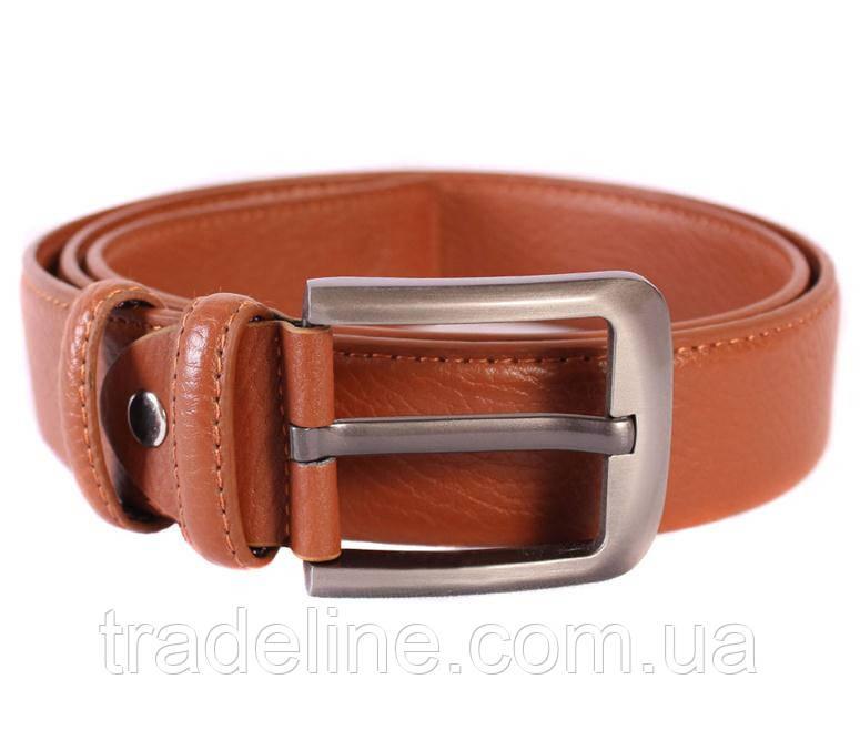 Ремень мужской Dovhani G301117174 110-120 см Коричневый