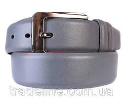 Ремень мужской Dovhani G301130178 110-120 см Серый, фото 2