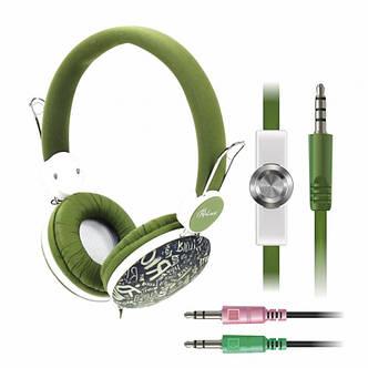 Гарнитура ProLogix MH-A920M Green, фото 2
