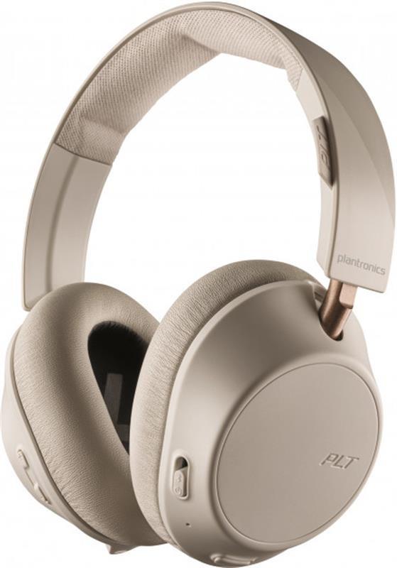 Bluetooth-гарнитура Plantronics BackBeat GO 810 Bone White (211822-99)