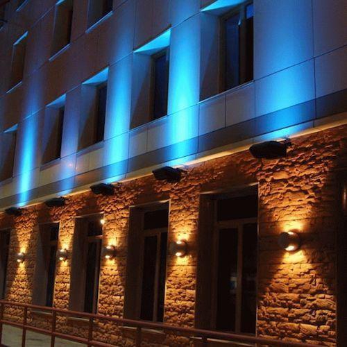 прожектор уличный светодиодный