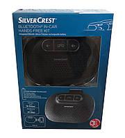 Комплект автомобильный громкой связи Bluetooth  Silver Crest (292299)
