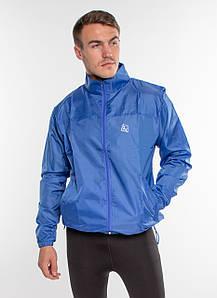 Ветровка-дождевик мужская Rough Radical Flurry (original), с капюшоном, легкая водонепроницаемая куртка