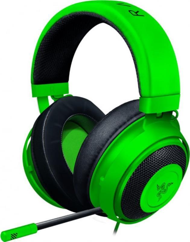 Игровая гарнитура Razer Kraken Multi Platform Green (RZ04-02830200-R3M1)